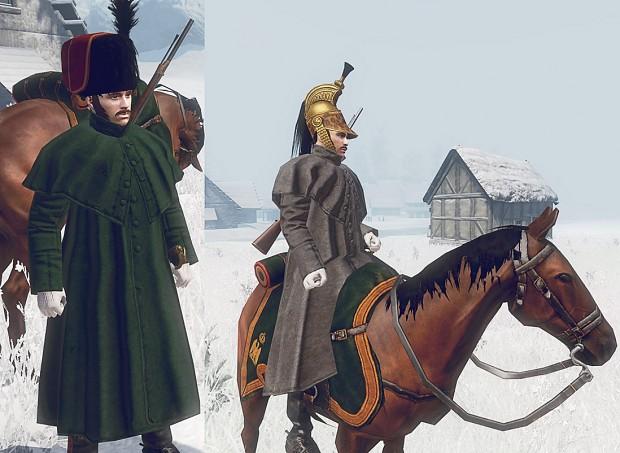 Cavalry Cloaks