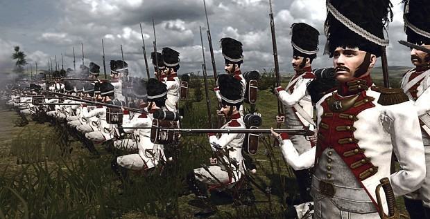 Dutch Guard Grenadiers