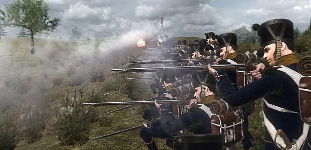 Improved French Light Infantry