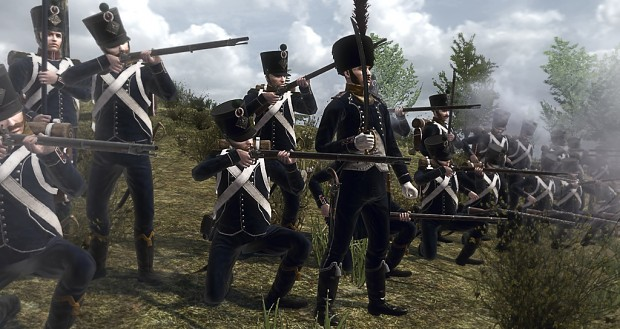 Improved French Light Infantry