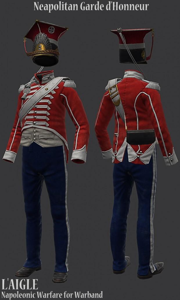 Neapolitan Garde d'Honneur