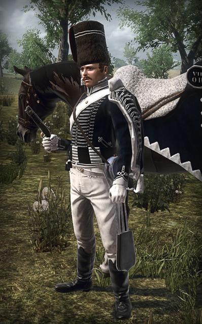 New British Hussar