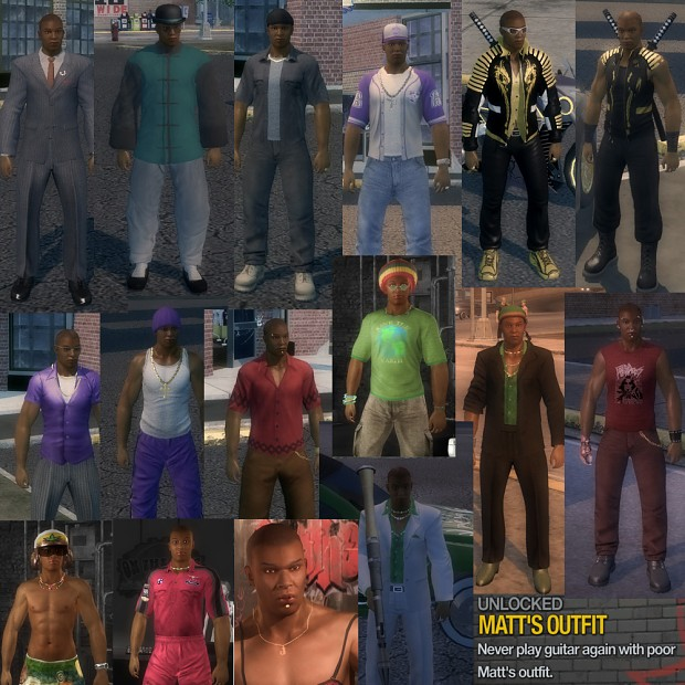 NPC Outfit Collage image - Gentlemen of the Row mod for ...