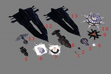 Stargate Heavy Unit Set