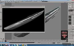 U-96 (Das Boot) in project