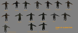 Free stalker suit types.