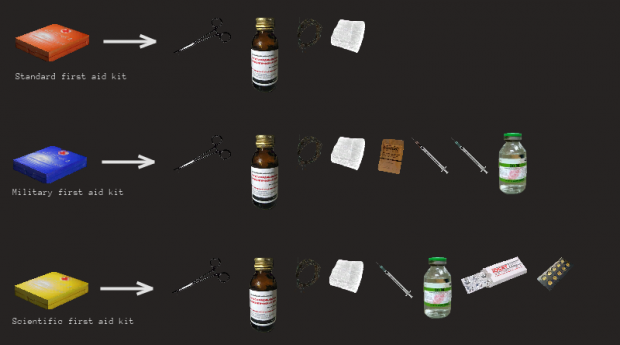 New medical system.
