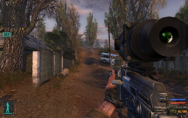 NV scopes mod I'm testing.
