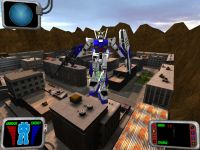 Gundam NT-1 Alex In-game