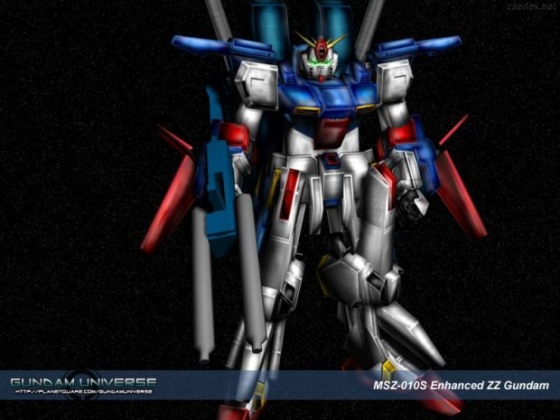 Enchance ZZ Gundam (Sneak peak from Release 2.. :) )