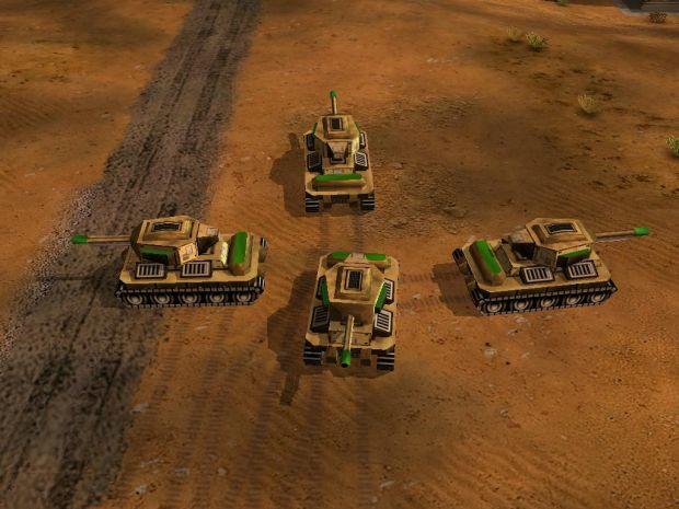 GLA Tank