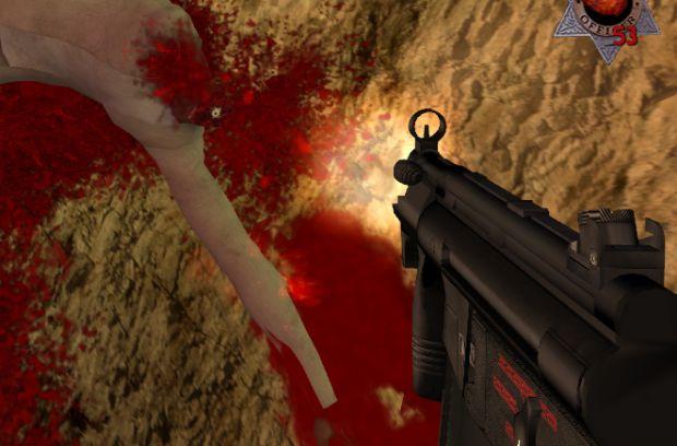 Ingame MP5K