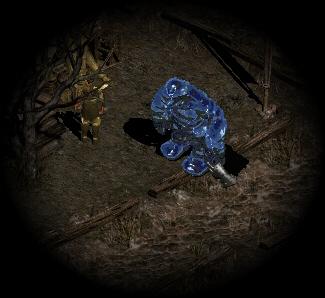 Water Elemental - Bear Summon Replacement
