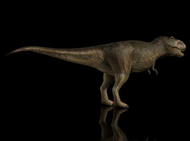 T-Rex Render