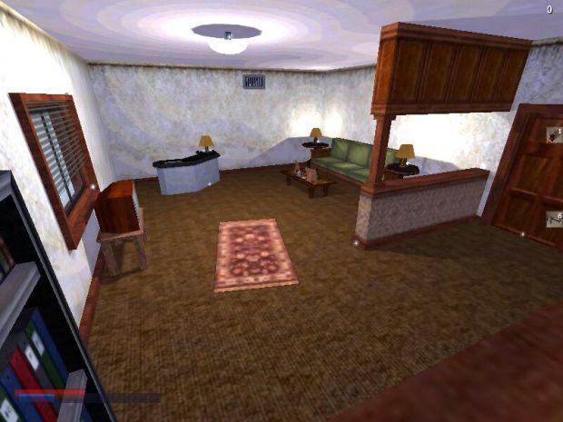 In game Mini Map
