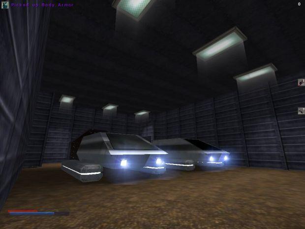 In game Screen.