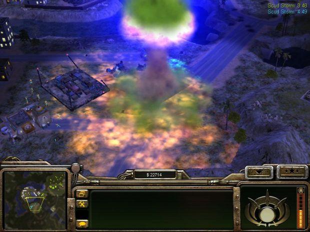 Bomb Truck Nuke Upgrade