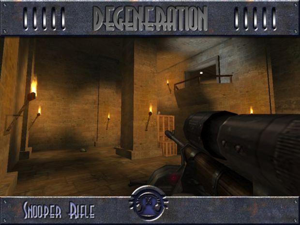 Snooper Rifle Weapon