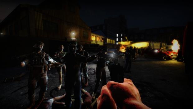 [Beta 1.09] National Guard Zombies & Shaders