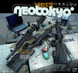 NT Mosok_short Weapon Preview