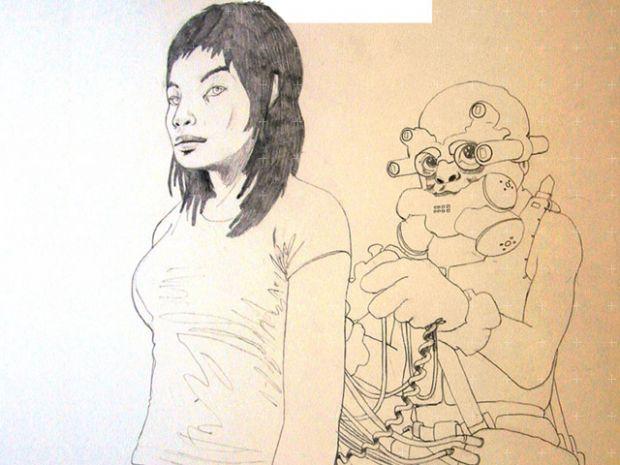 NEOTOKYO° concept art