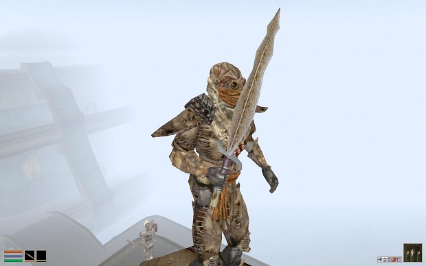 Akavir style weapons