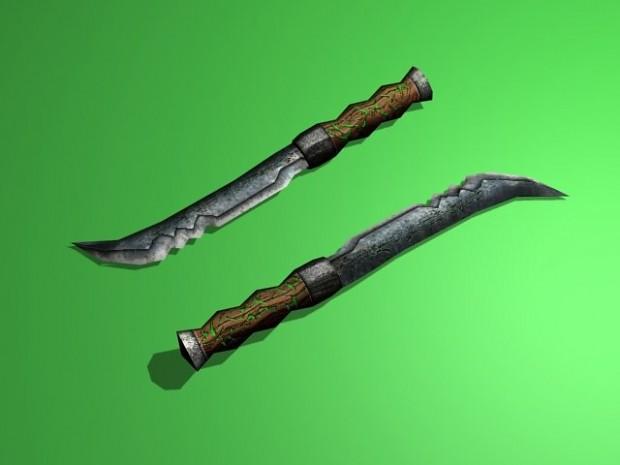 Argonian Blade