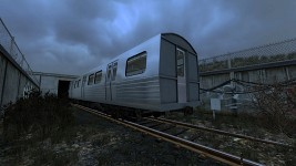 Test subway train (clean version)