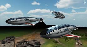 Eurasian Union :Russia Assault Airship
