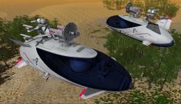 Russia Radar Airship