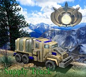 GLA Supply Truck