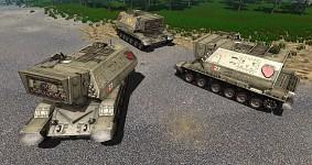 """Russia General Tank """"1К17 Szhatie"""""""