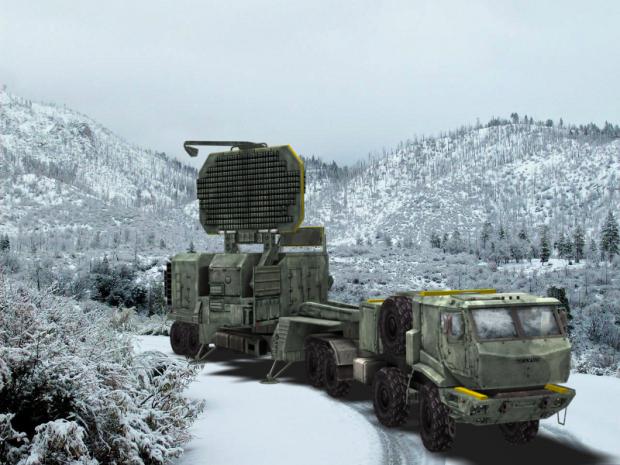 Russia Radar
