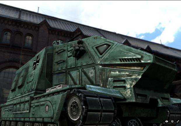 EU Engineer Vehicle