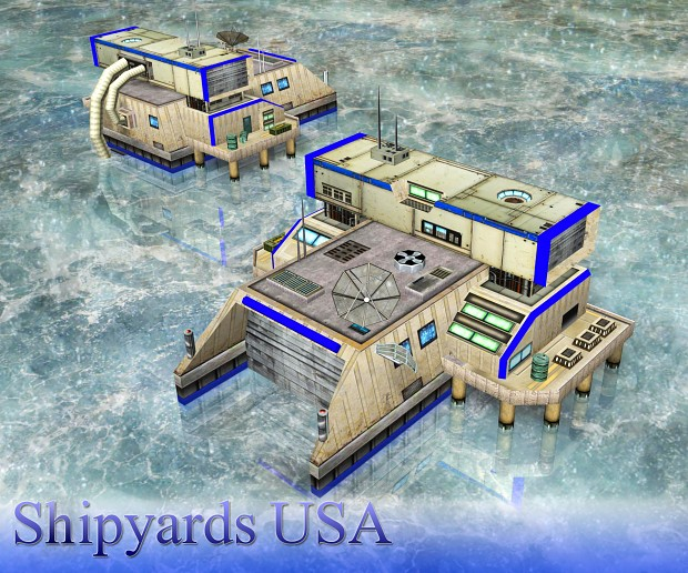 Shipyards USA