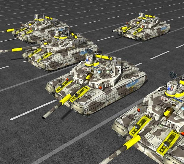 EEA Tank Oplot