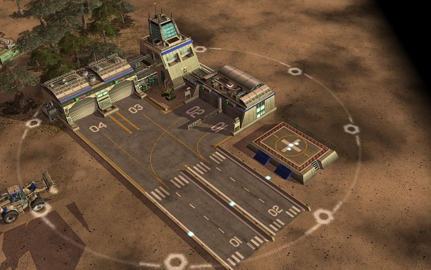 USA Airfield (Assault General)