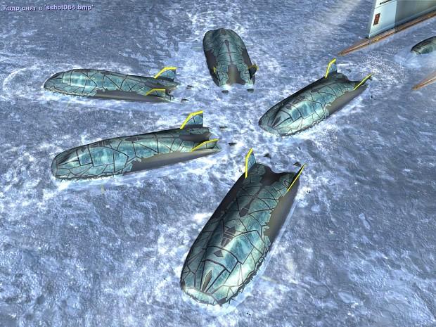 """EU Submarine """"Cayman"""""""