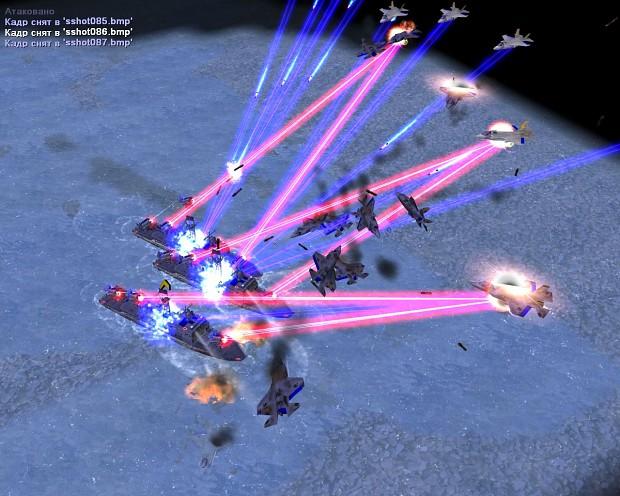 Laser Destroyer USA