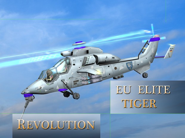 EU Elite Helicopter Tiger