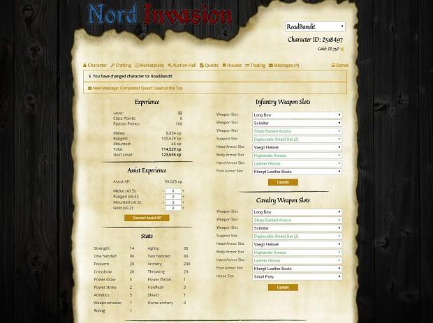 Nordinvasion Website