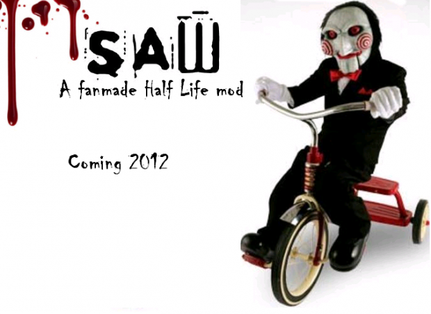 SAW poster thing