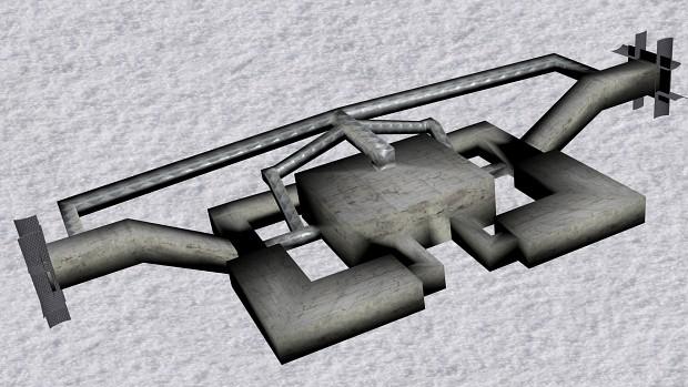 A few screenshots of the basic bunker