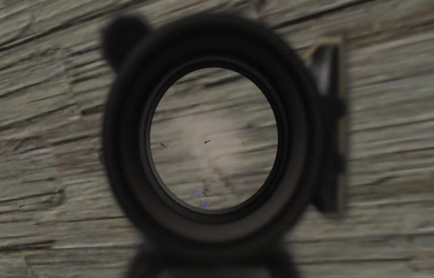 Bullet-Hit Effect
