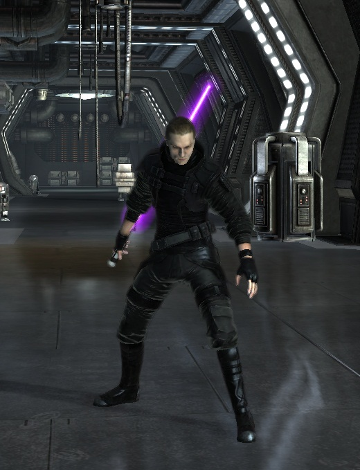 Corellian Flight Suit front