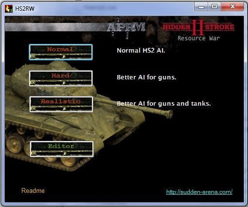 Sitemaps With Embed Option: Hidden Stroke 2: Resource War Image