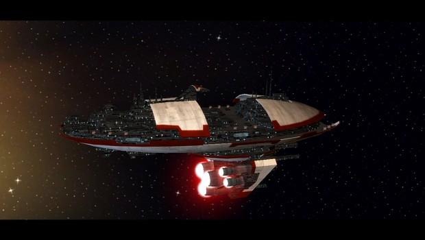 Valor Class Cruiser