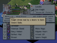 FFT War of The Gods Screenshots