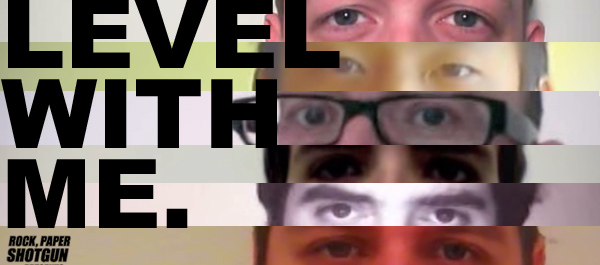 Level With Me - the crew
