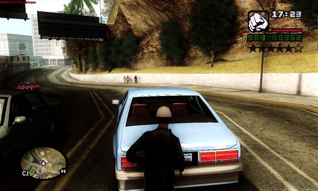 More realistic gta sa